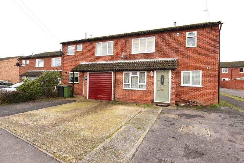 3 Bedrooms House for sale in Derwent Road, Thatcham