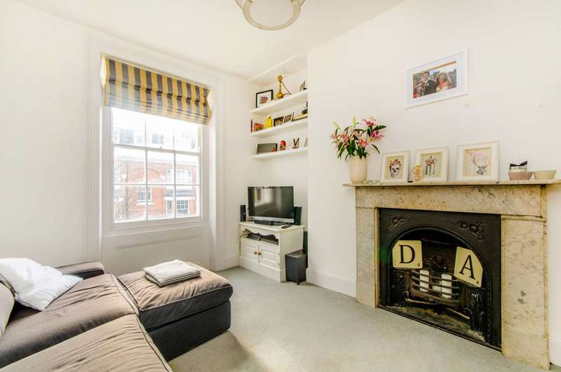 1 Bedroom Flat for sale in Offord Road, Islington, N1