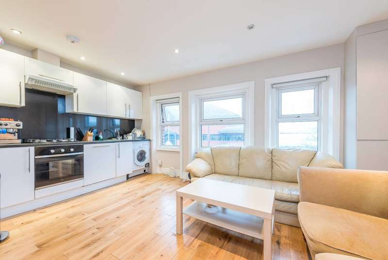 2 Bedrooms Maisonette Flat for sale in Stile Hall Parade, Chiswick, W4