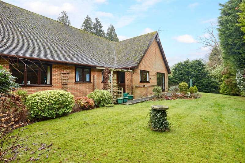 3 Bedrooms Detached Bungalow for sale in Culverden Down, Tunbridge Wells, Kent, TN4