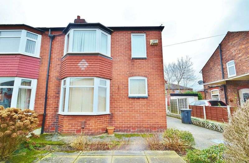 2 Bedrooms Semi Detached House for sale in Orama Avenue, Salford