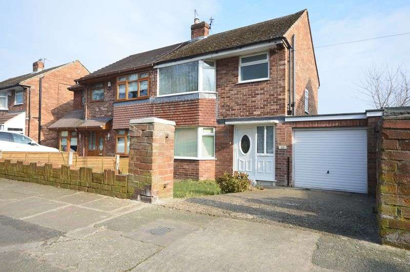 3 Bedrooms Semi Detached House for sale in Speke Road, Woolton