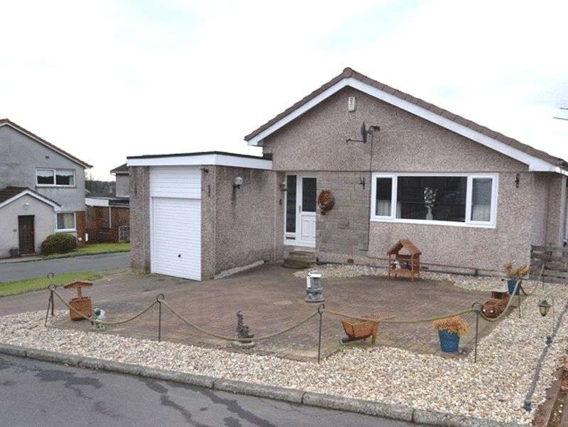 3 Bedrooms Detached Bungalow for sale in De Morville Place, Beith