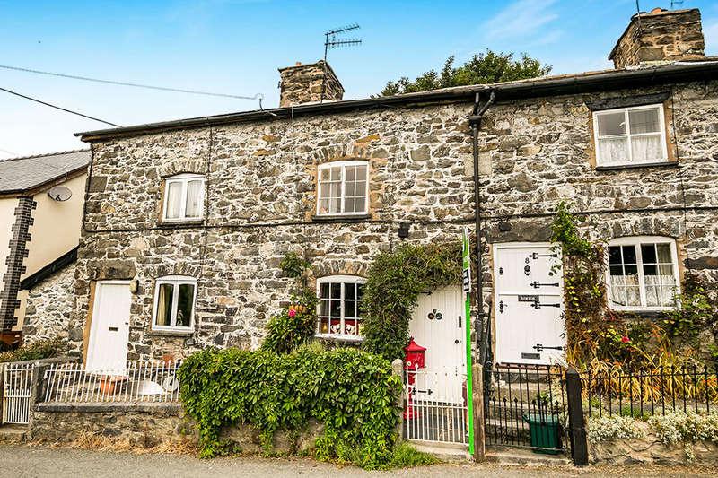 1 Bedroom Property for sale in Park Street, Llanrhaeadr Ym Mochnant, Oswestry, SY10