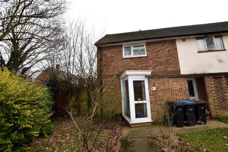2 Bedrooms End Of Terrace House for sale in The Dashes, Harlow, CM20