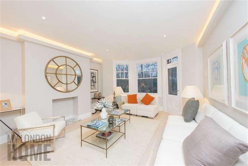 2 Bedrooms Flat for sale in Albany Mansions, Albert Bridge Road, Battersea, London, SW11