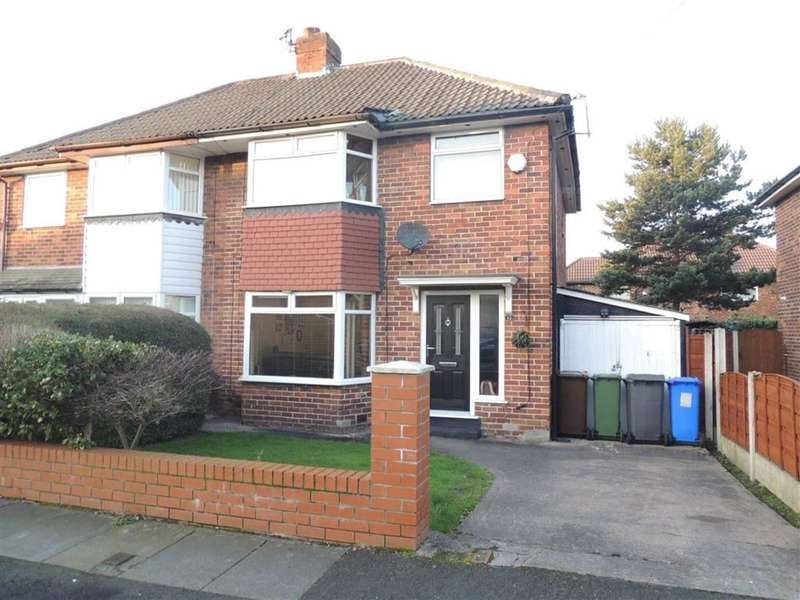 3 Bedrooms Property for sale in Palmerston Road, Denton, Manchester