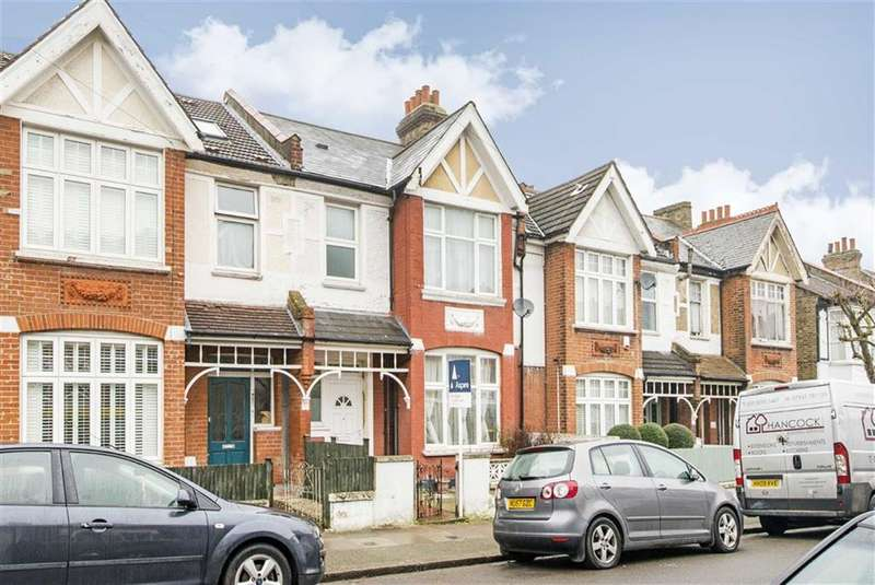 3 Bedrooms House for sale in Pretoria Road, Furzedown, London