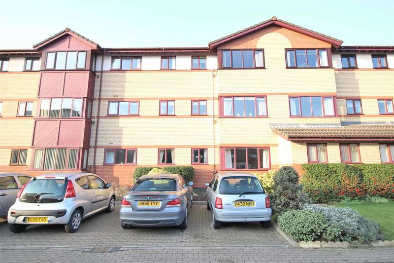 2 Bedrooms Flat for sale in Sandby Court, Chilwell, Nottingham