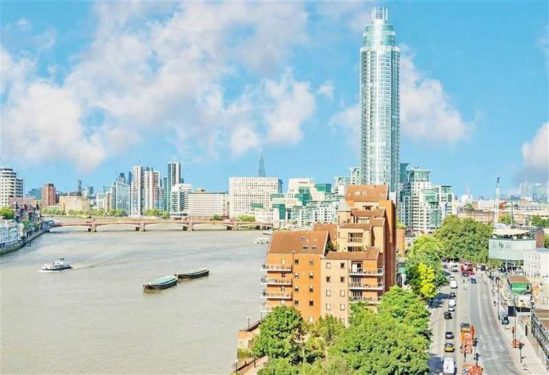 2 Bedrooms Property for sale in One Riverlight Quay, Nine Elms, London