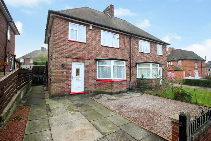 3 Bedrooms Property for sale in Welch Avenue, Stapleford