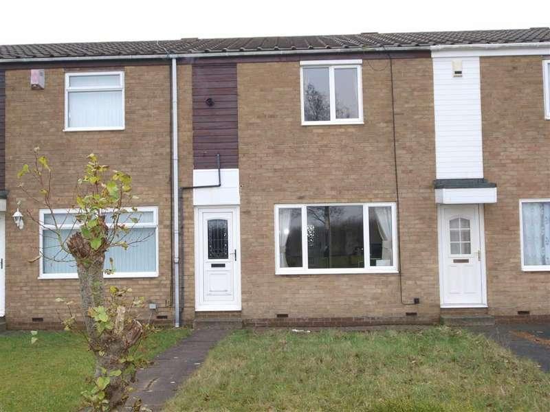 2 Bedrooms Property for sale in Tavistock Walk, Cramlington