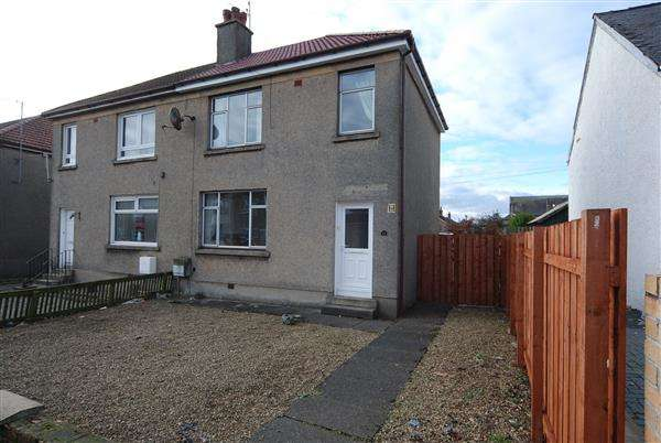 2 Bedrooms Semi Detached House for sale in Church Street, Kilwinning