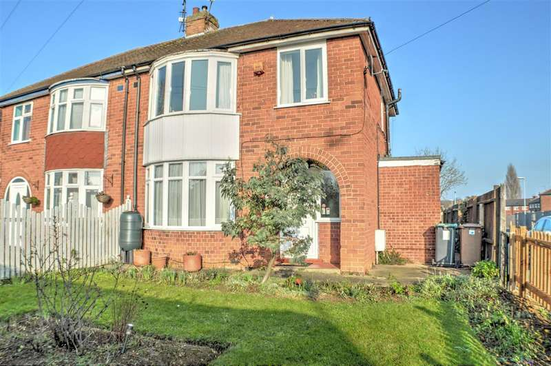 3 Bedrooms Semi Detached House for sale in Lincoln Road, Sleaford