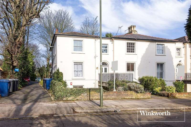 2 Bedrooms Flat for sale in Waverley Court, 32 Torrington Park, North Finchley, London, N12