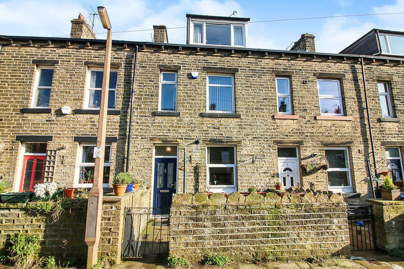 3 Bedrooms Property for sale in Beatrice Street, Oxenhope, Keighley, BD22