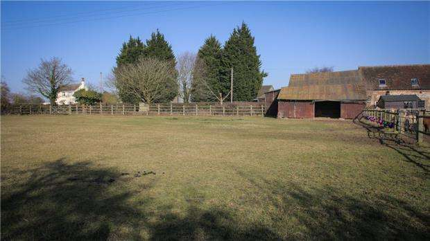 Land Commercial for sale in Lot 3 - St. Agnells Farm, Lybury Lane, Redbourn