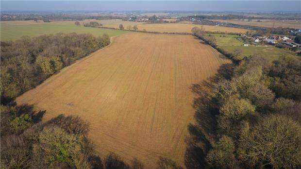 Land Commercial for sale in Lot 9 - St. Agnells Farm, Lybury Lane, Redbourn