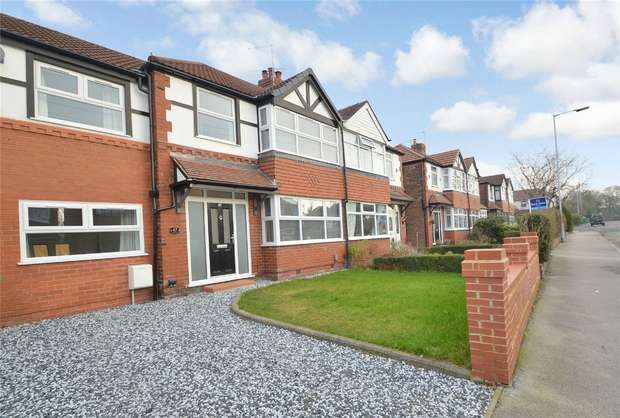 4 Bedrooms Semi Detached House for sale in Woodlands Drive, Offerton, Stockport, Cheshire
