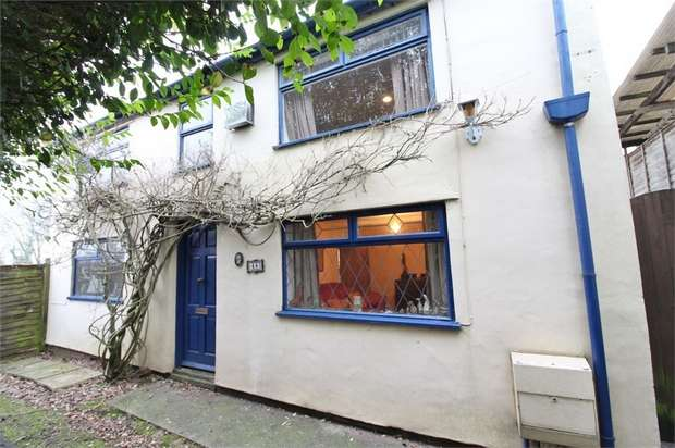 2 Bedrooms Cottage House for sale in Victoria Avenue, NEWPORT