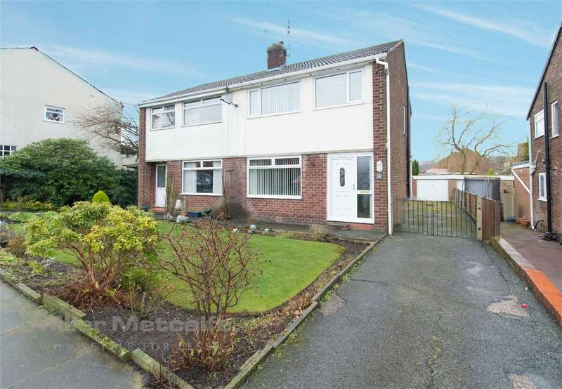 3 Bedrooms Semi Detached House for sale in Shawfield Lane, Norden, Rochdale, Lancashire