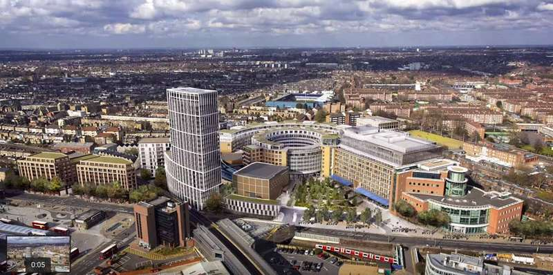 1 Bedroom Flat for sale in Television Centre, 89 Wood Lane, London, W12