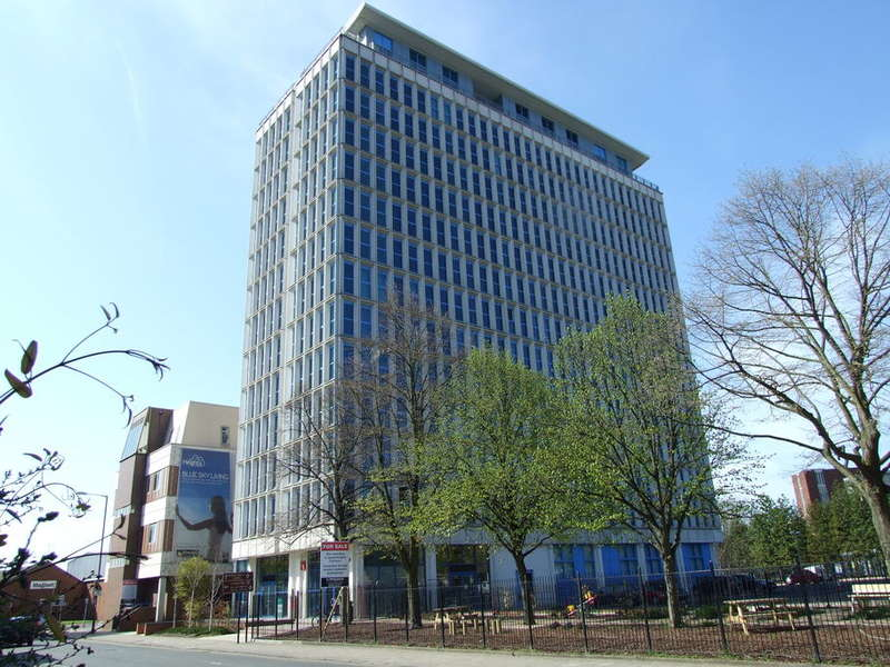 2 Bedrooms Apartment Flat for sale in The Heights, 25 St Johns Street, Bedford, MK42