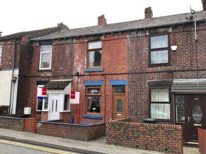 2 Bedrooms Terraced House for sale in King Street, Dukinfield, Greater Manchester