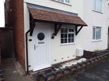 2 Bedrooms Semi Detached House for sale in New Road, Studley