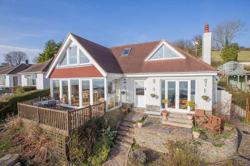 4 Bedrooms Detached House for sale in Teign View Road, Bishopsteignton