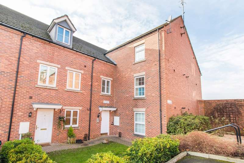 2 Bedrooms Flat for sale in Macmillan Mews, Brampton, Chesterfield