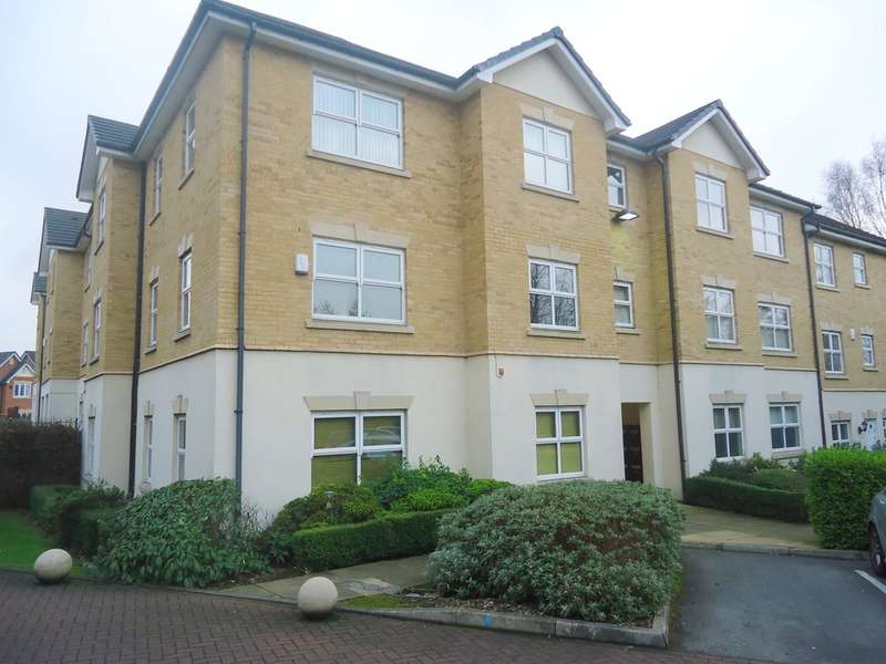2 Bedrooms Flat for sale in Hampstead Drive, Whitefield, M45