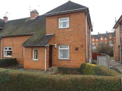 3 Bedrooms Semi Detached House for sale in The Meadows, Shepshed, Loughborough, Leicestershire
