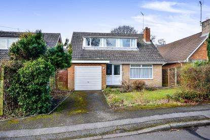 3 Bedrooms Bungalow for sale in Rowan Avenue, Ravenshead, Nottingham, Notts