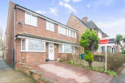 3 Bedrooms Semi Detached House for sale in South Hill Avenue, Harrow, Middlesex, London