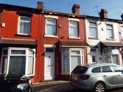 2 Bedrooms Terraced House for sale in Munster Road, Old Swan, Liverpool, Merseyside, L13