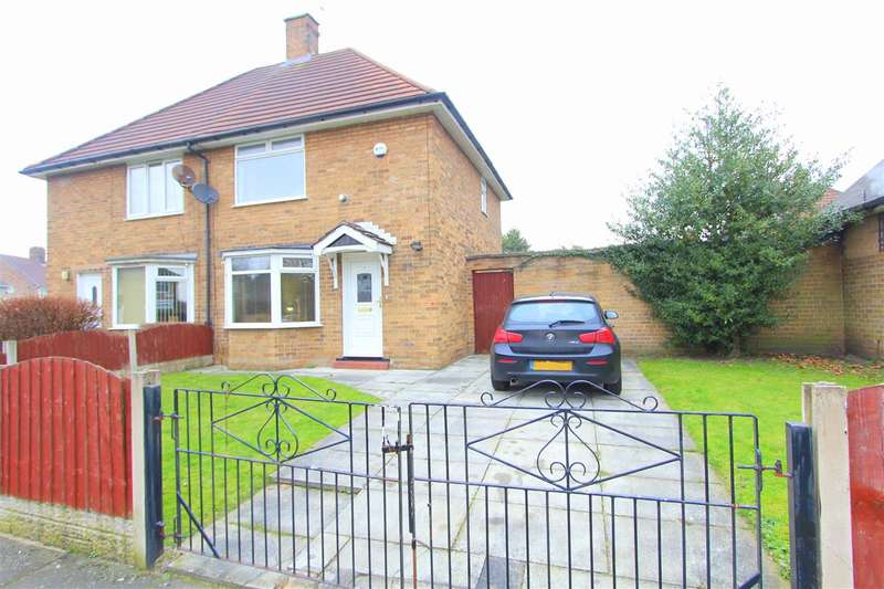 2 Bedrooms Semi Detached House for sale in Gerneth Road, Speke, Liverpool