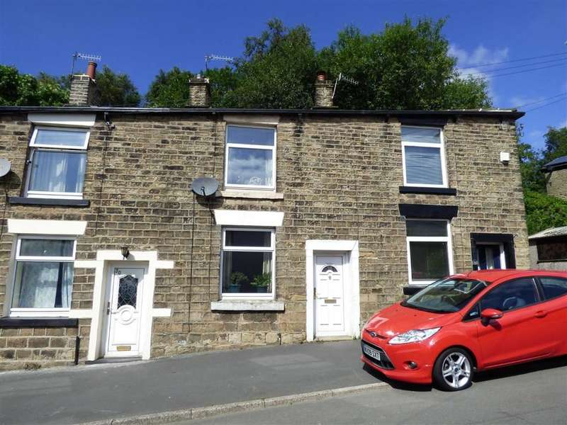 2 Bedrooms Property for sale in Quickedge Road, Mossley, Ashton-under-lyne, Lancashire, OL5