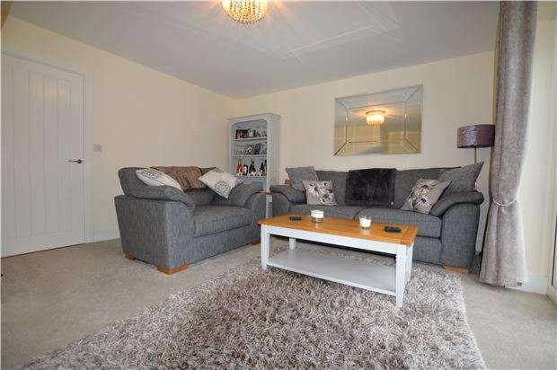 2 Bedrooms Semi Detached House for sale in Milbank Way, Steventon, Abingdon, Oxon, OX13 6FL