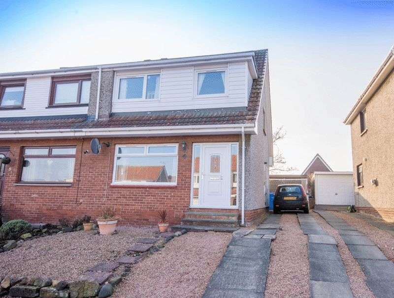 3 Bedrooms Semi Detached House for sale in Riggs View, Cairneyhill