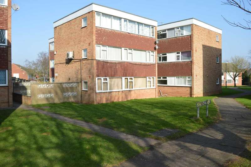 2 Bedrooms Flat for sale in Greendale Road, Whoberley, Coventry, CV5