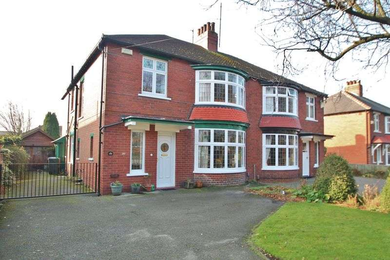 4 Bedrooms Semi Detached House for sale in Acklam Road, Middlesbrough