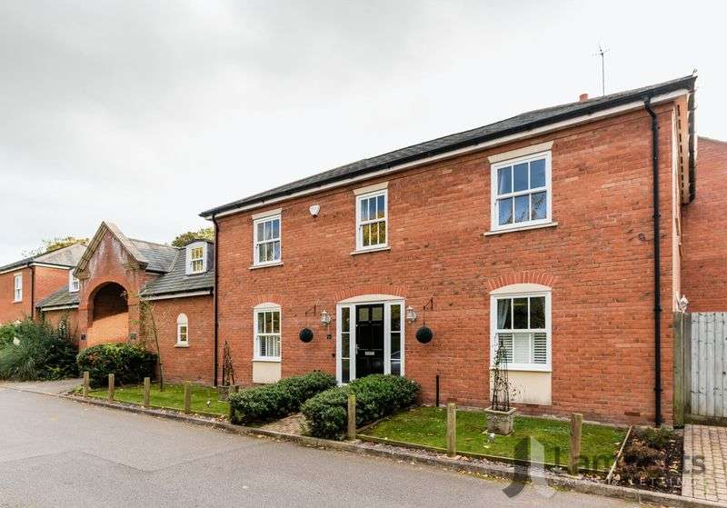 4 Bedrooms Terraced House for sale in Hammond Court, Galton Way, Droitwich