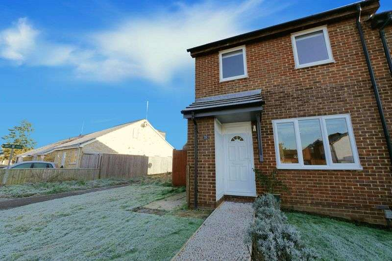 3 Bedrooms Semi Detached House for sale in WALLINGFORD