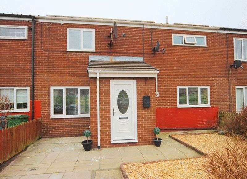 4 Bedrooms Terraced House for sale in Shrewton Road, Belle Vale, Liverpool, L25