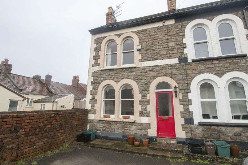 2 Bedrooms Terraced House for sale in Seneca Place, St George
