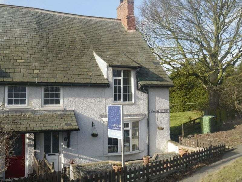 Property for sale in 1 Woodham Cottages, Rushyford, Newton Aycliffe