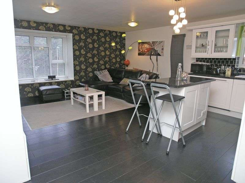 1 Bedroom Flat for sale in STOURBRIDGE, Pebble Close