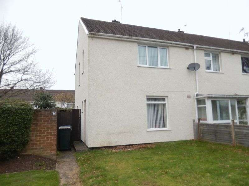 2 Bedrooms Terraced House for sale in Dunhill Avenue, Tile Hill, Coventry