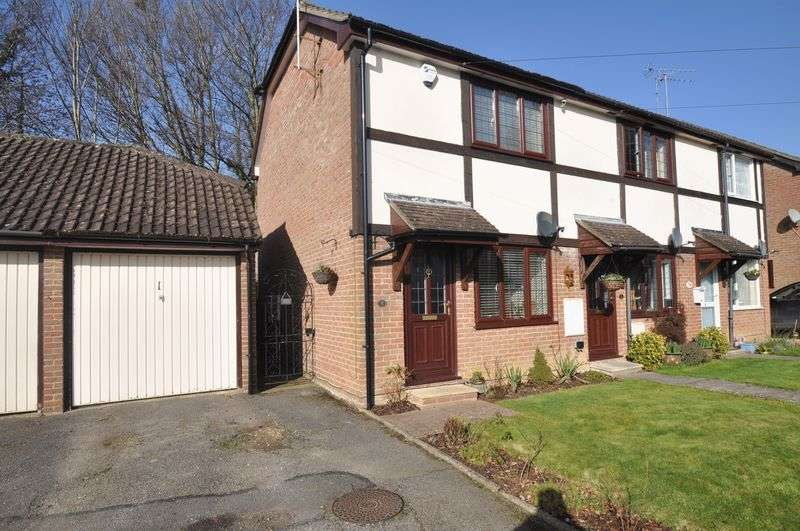 2 Bedrooms House for sale in Rectory Close, Bracknell